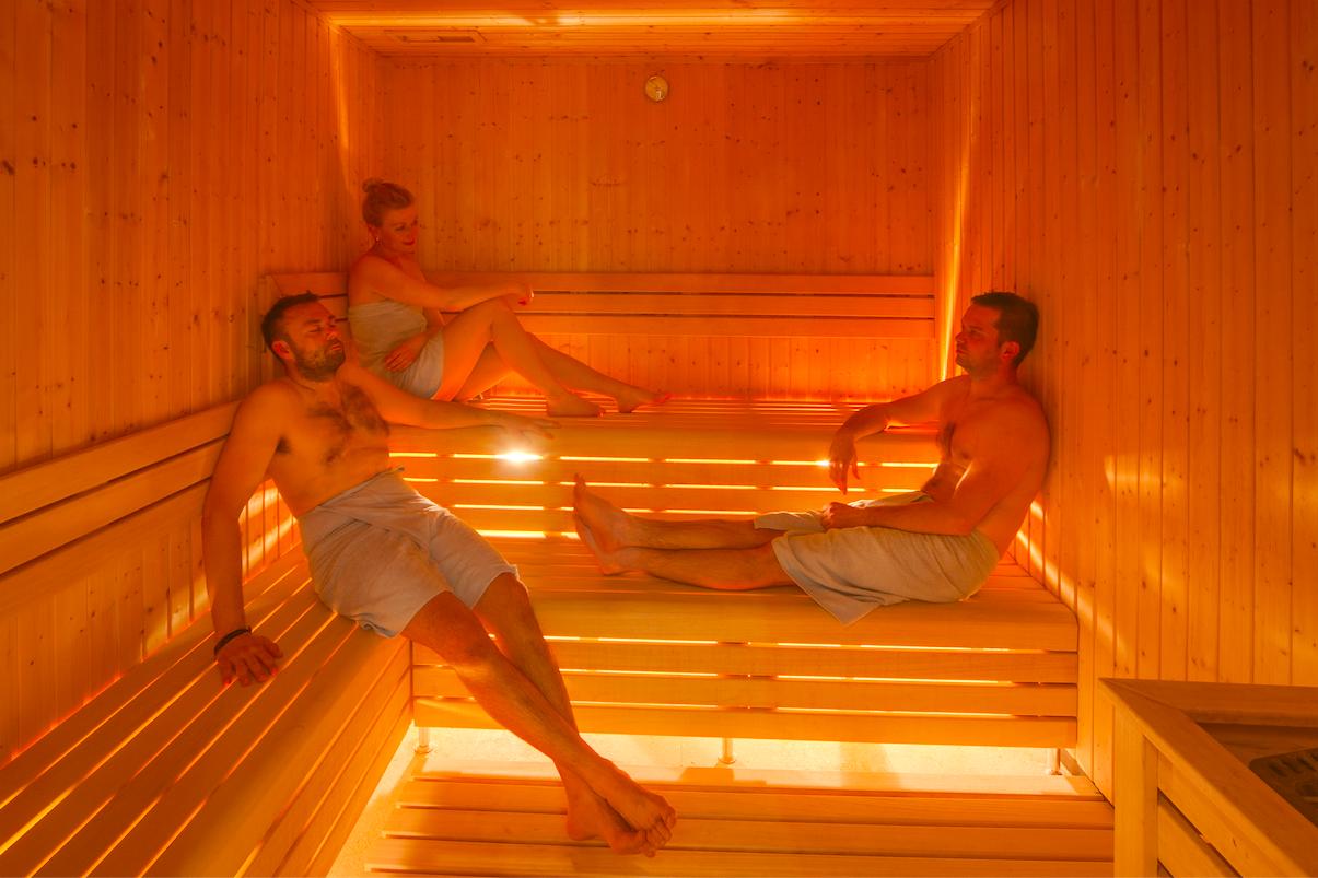 sauny parowe i mokre