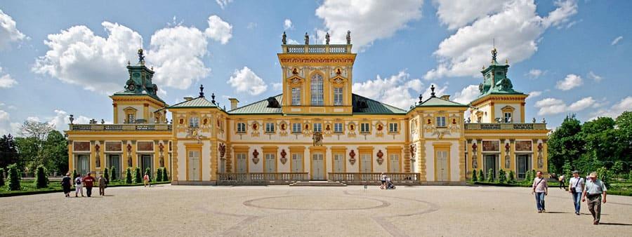 Wilanów Palace - Atrakcje