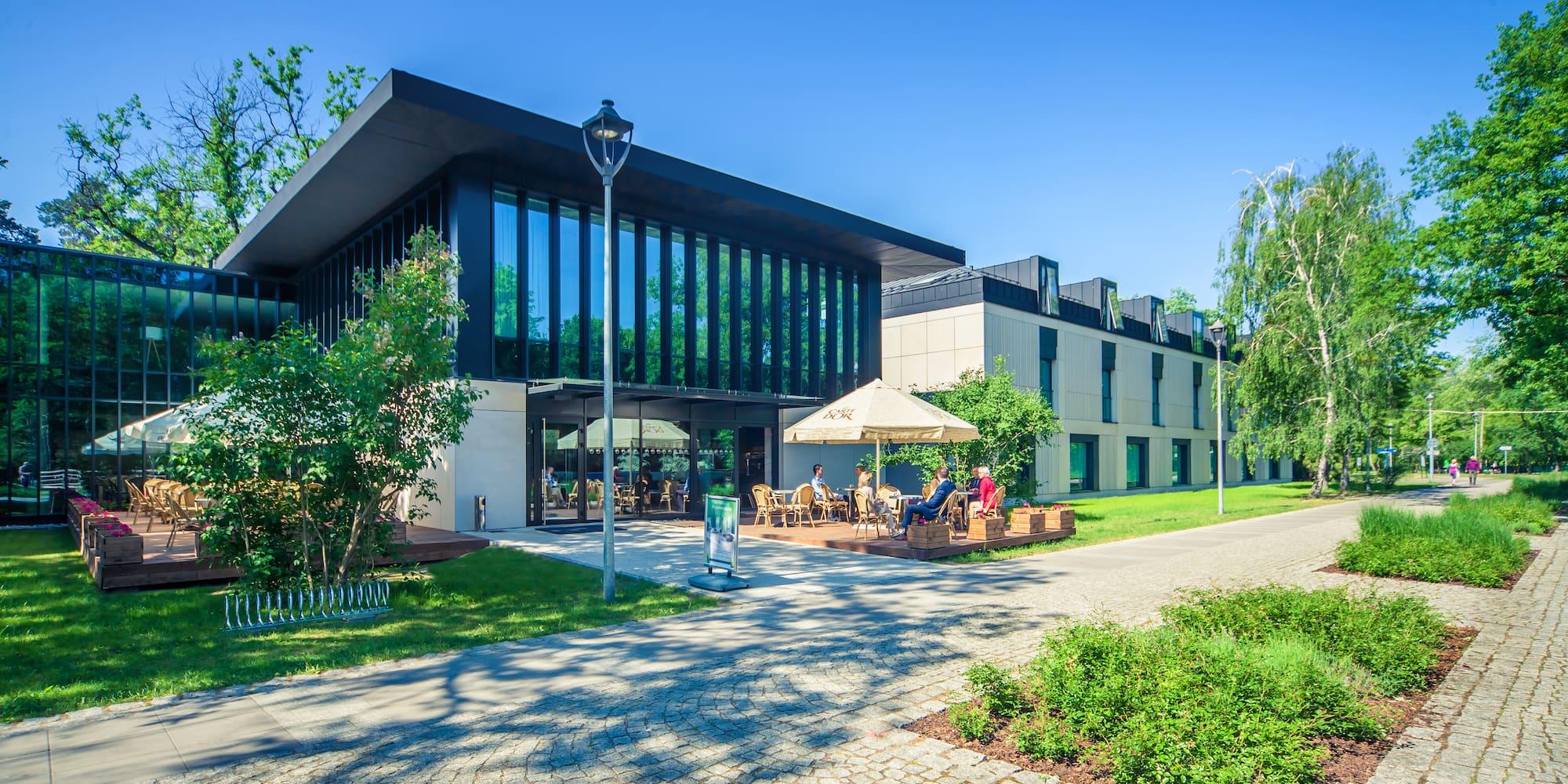 EVA Park w Konstancinie