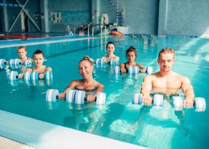 aqua fitness konstancin
