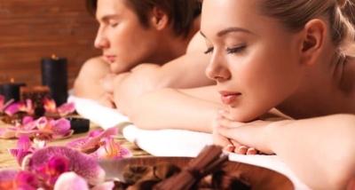 Podwójny masaż