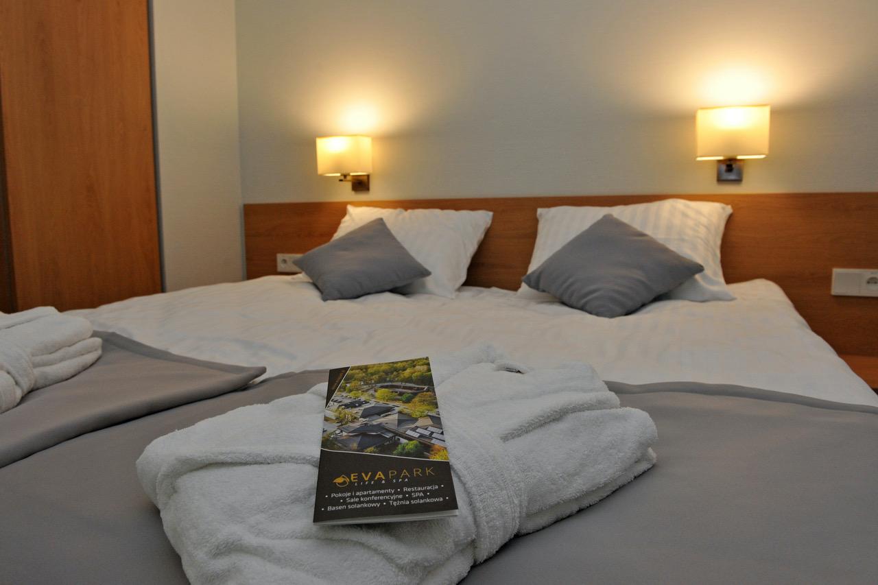 pokoj dwuosobowy double bed